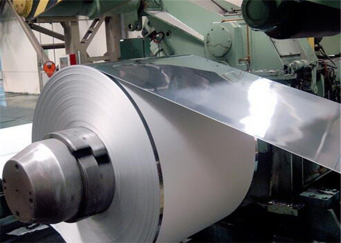 S32760 Stainless Steel Metal Strips With Erosion Corrosion Resistance